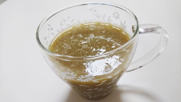 定番の材料が無くても出来るドリンク(リンゴ&レモン&トマト&ピーマン)の画像