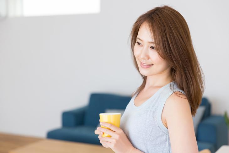 美肌飲み物を摂る際の注意事項のイメージ画像