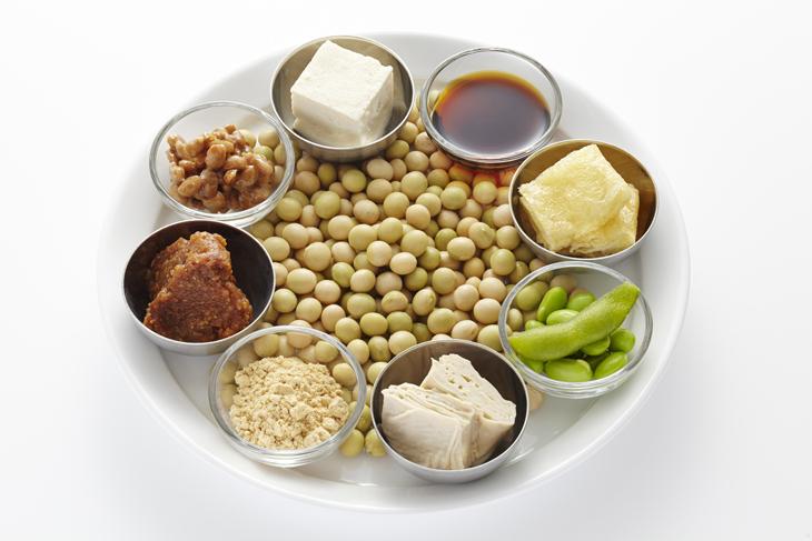 大豆製品のイメージ画像