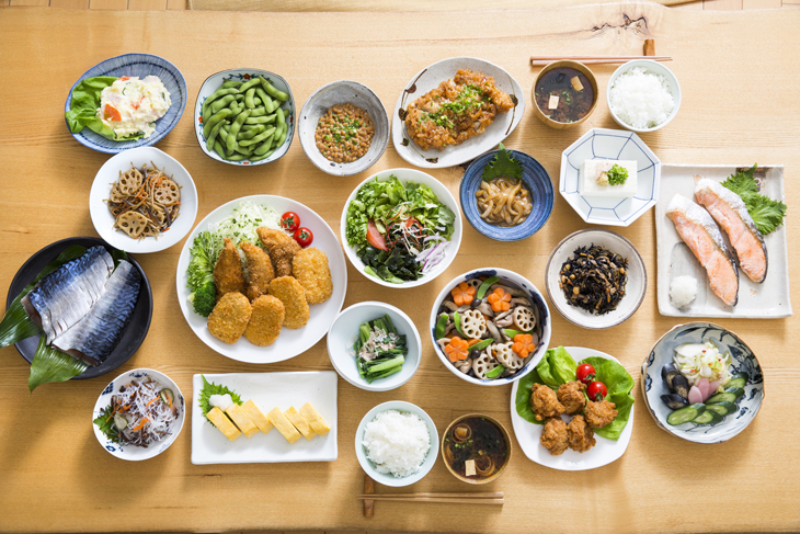 美肌食事のイメージ画像