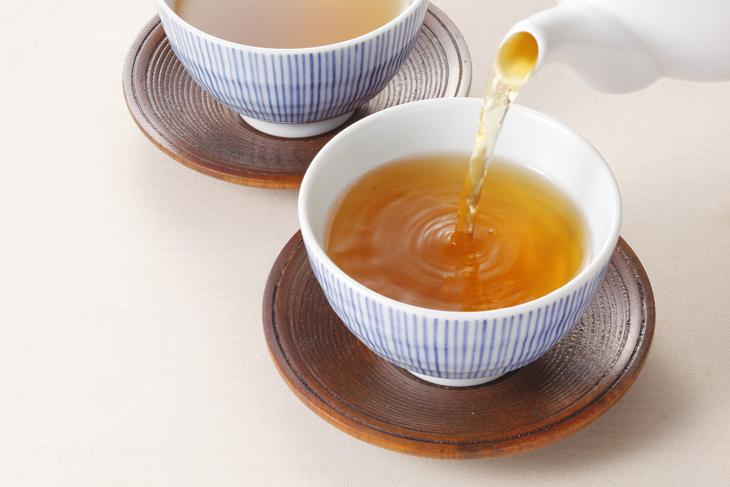 はと麦茶の画像