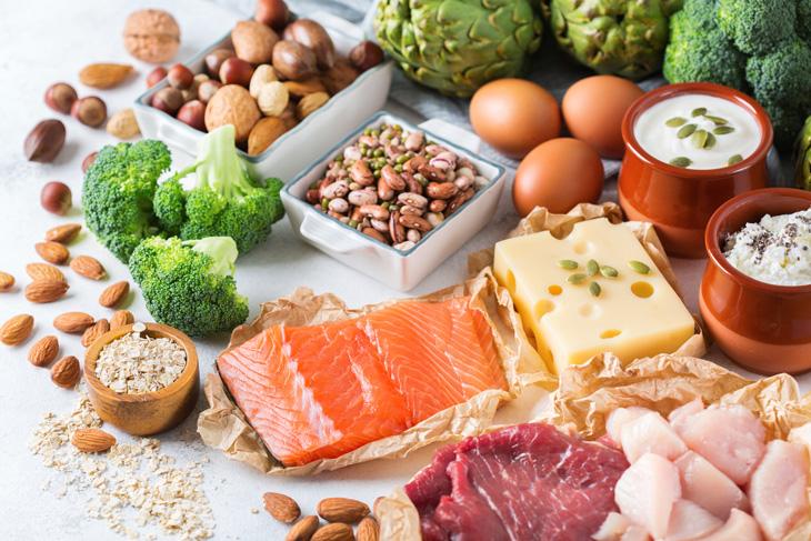 タンパク質の画像