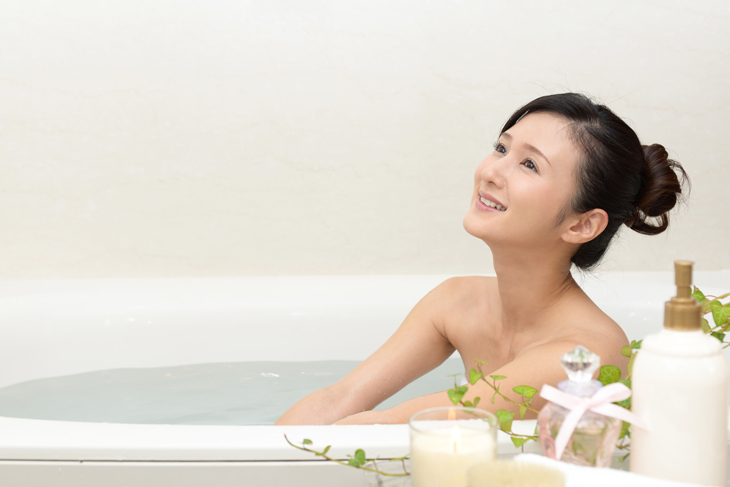 入浴のイメージ画像